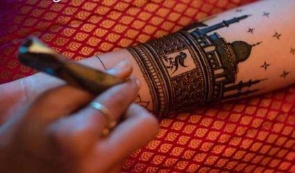 Mayuri Mehndi Artist, Surat