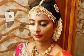 Mithra Bridal Makeup Artist, Chennai