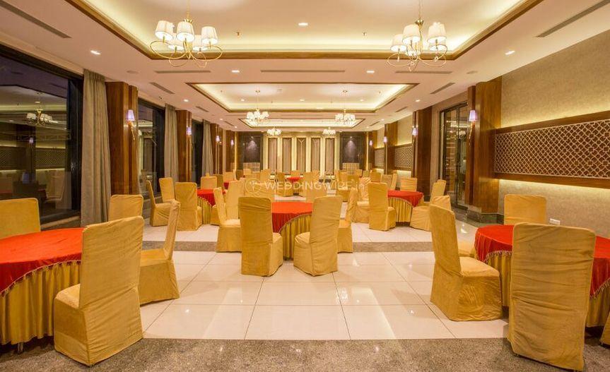 Banquet hall Vista