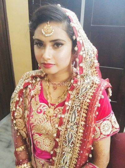 Makeup Artist Suman Agarwal
