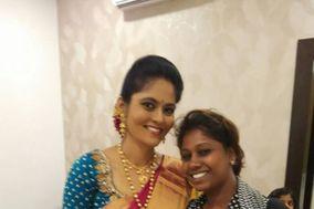 Raji Makeup Art Works