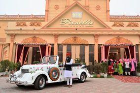 Vintage Car for Wedding, Kalkaji