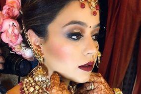 Makeup by Rashika, Mansarovar Garden