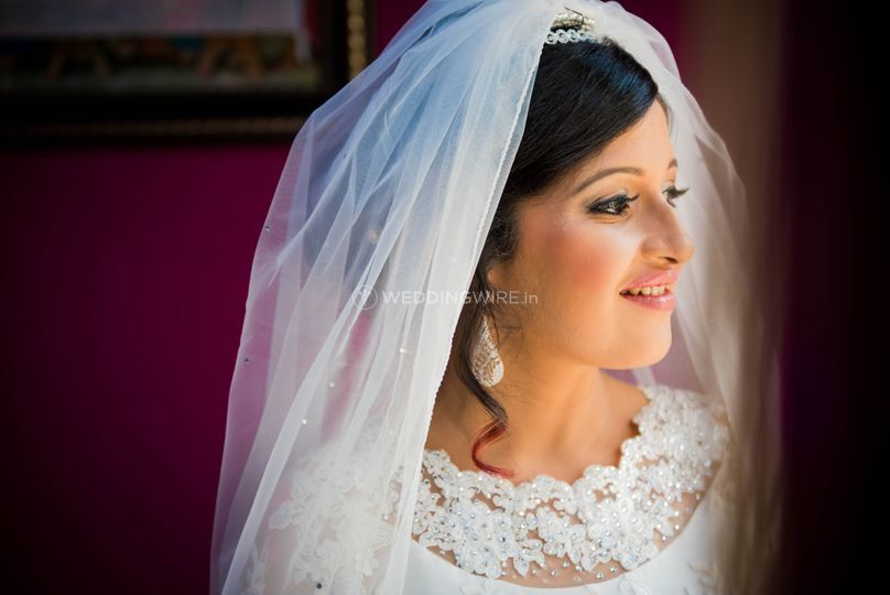 Christian bride bangalore