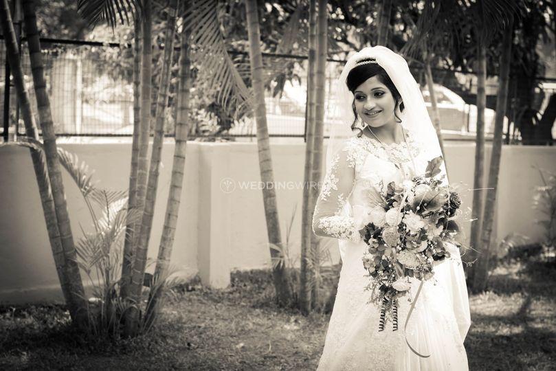 Christian wedding bangalore of Filmy Vivah