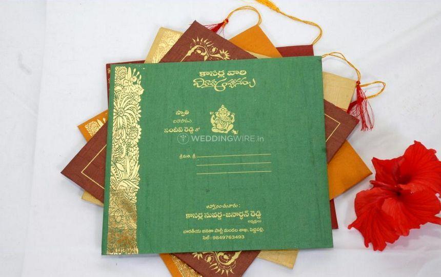Gandhi Papers Crafts