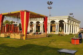 Rajwada Palace Marriage Garden