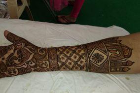 Chandani Joshi Mehndi Artist
