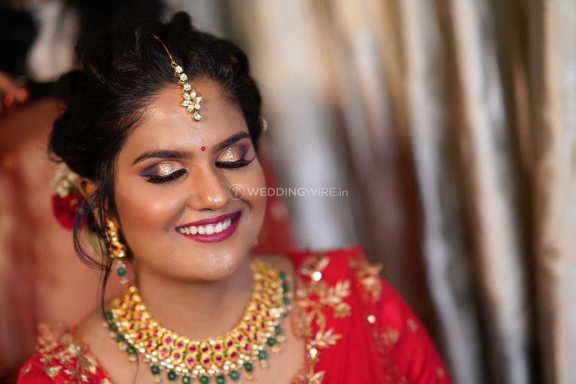 North Indian Bridal Look