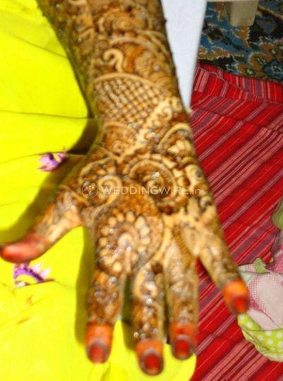 Mehndi Designer Waseem