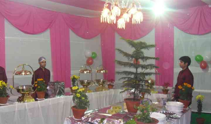 Bawarchi Caterers and Decorators
