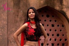 Adaa by Nandini & Kavita