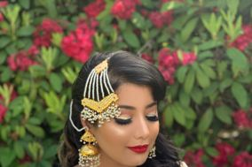 Makeup by Sukhmani Sidhu