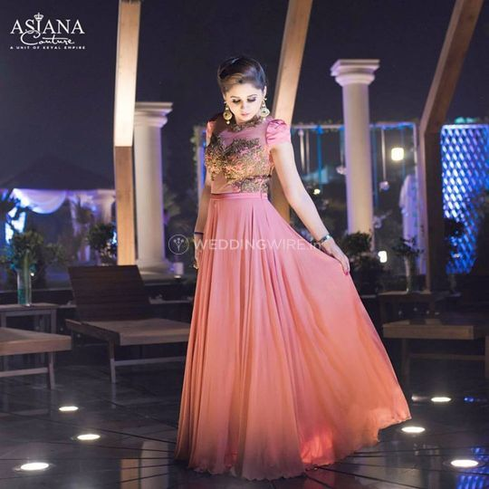 Bridal Lehenga-  Designer gown