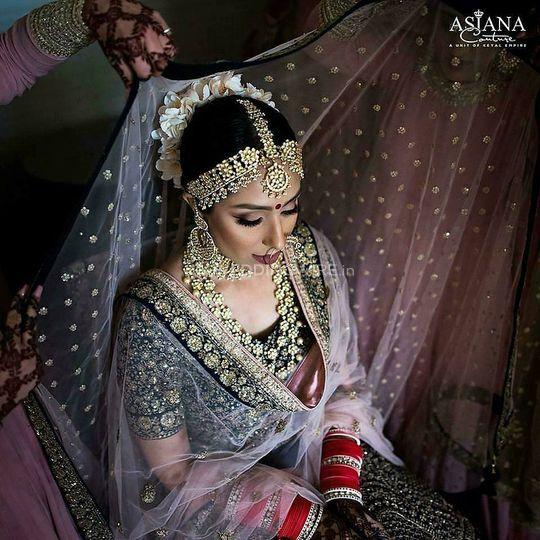 Bridal Lehenga- Lehenga