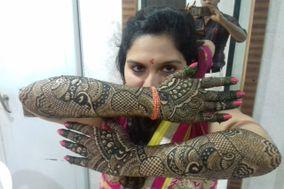 Sangeeta Mehendi Art