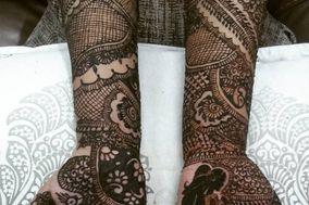 Glitters Bridal Makeup & Mehendi