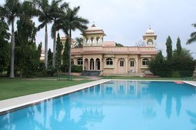 Justa Lake Nahagarh Palace