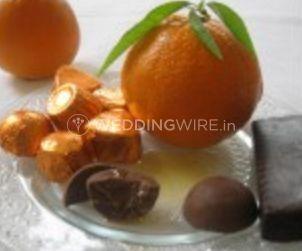 Orange chcolates