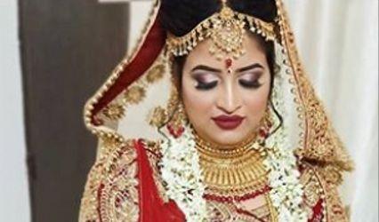Makeup by Kamakshi Bhatnagar 1
