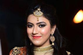 Makeup by Chahat Anand, Amritsar