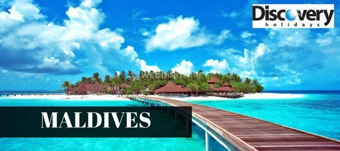 Maldives: international tour