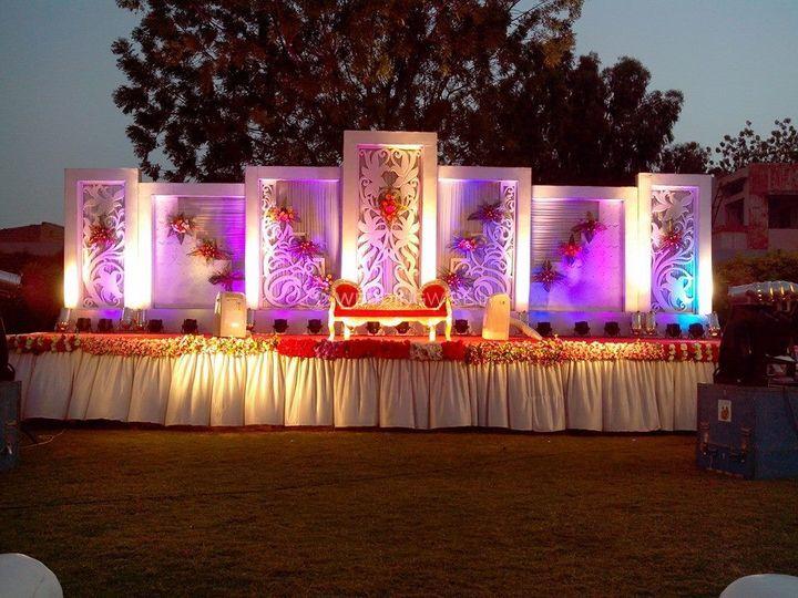 Tiwari Tent House, Sudarshana Nagar