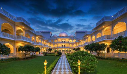 Anuraga Palace, Ranthambore 1