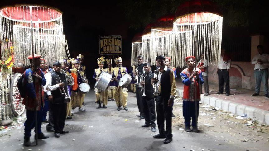 Krishana Band