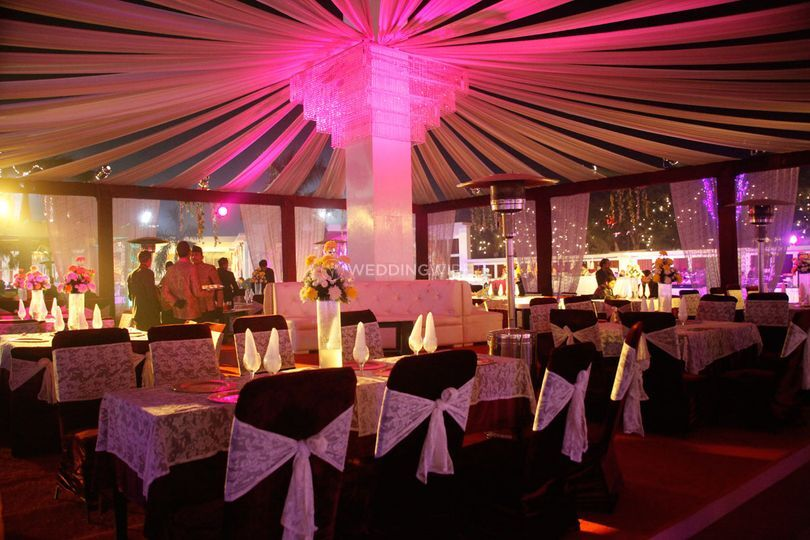 Special Occasions Tent and Caterers