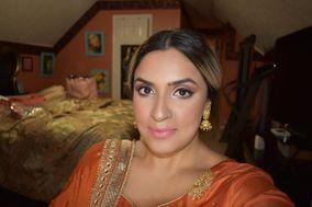 Punjabi Face Candy by Karen Kaur, Patiala