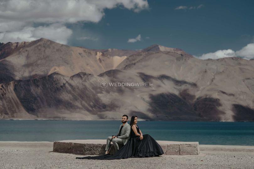 Pre-wedding in Leh