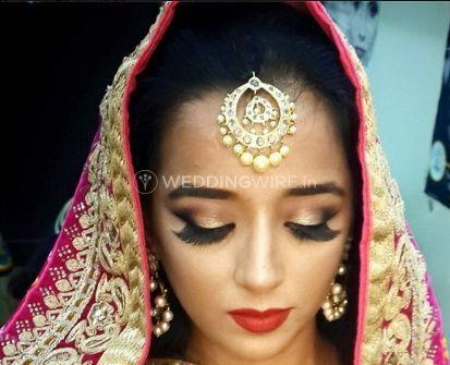 Make Up by Afsha Rangila