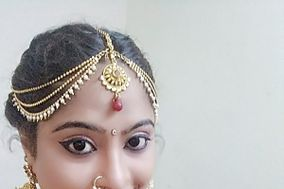 Shrutipa Makeup