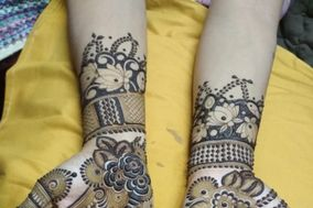 Ravi Mehandi Art, Noida