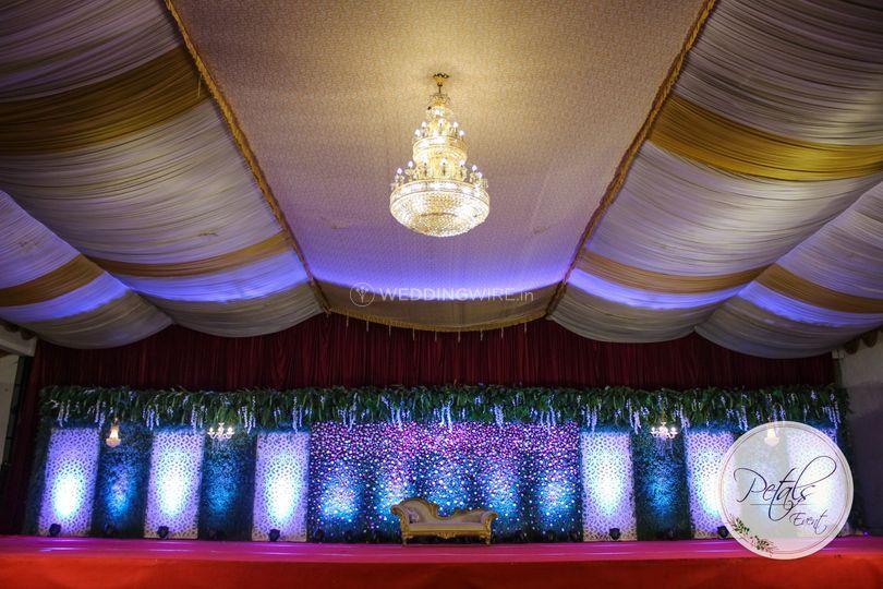 Wedding Receptions Decoration