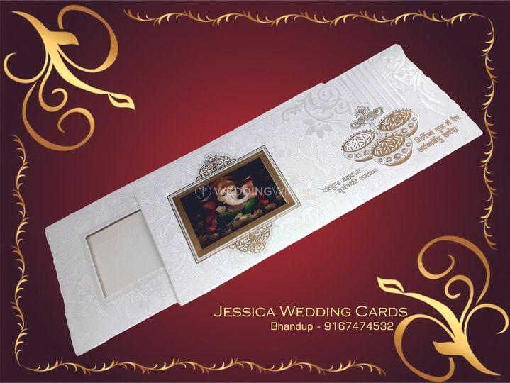 Jessica Wedding Cards