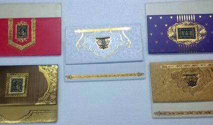 Jessica Wedding Cards 1