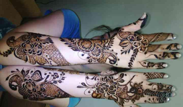 Mehndi By Jayshree