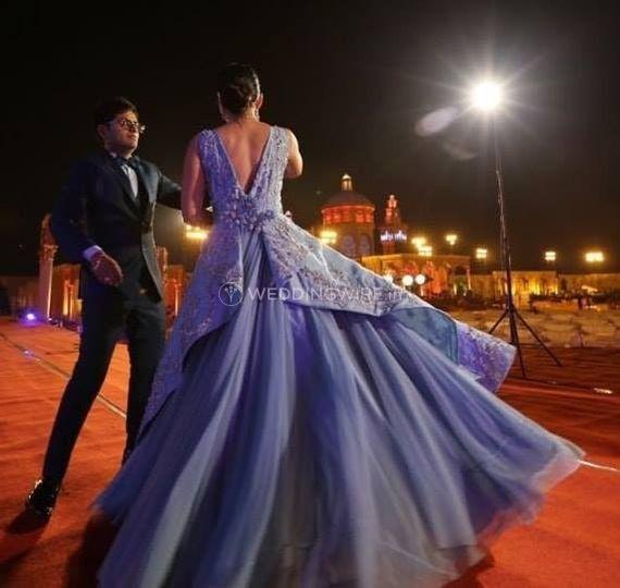 Pranali Desai Lehenga City Light Weddingwire In