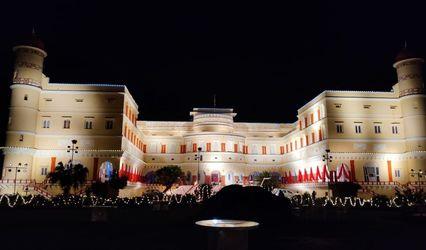 Sariska Palace - Heritage Hotel