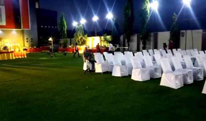 Navneet Marriage Garden, Indore
