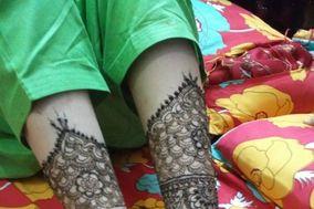 Priyanka Mandal Mahendi Art