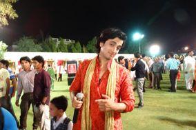 Anchor Shaurya Saxena
