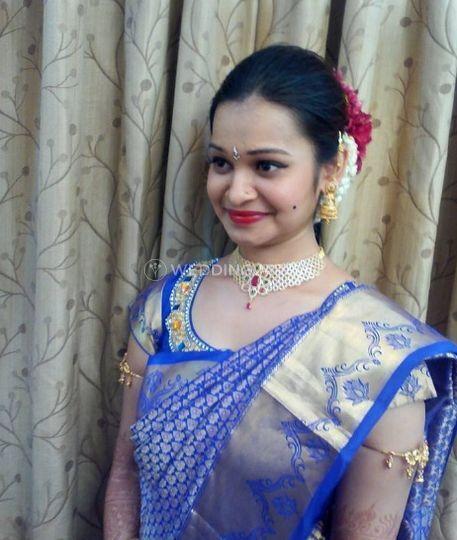 """Make up & Hair"""" at Swadeep"""