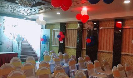 Hotel Parag Inn, Lucknow 1