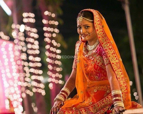 Wedding photography-Bride