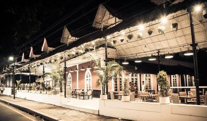 Moroccan Shisha Lounge And Grill