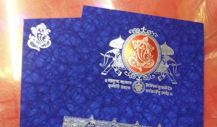 Harsh Shadi Card Press