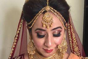 Poonam Rana Makeovers, Chandigarh